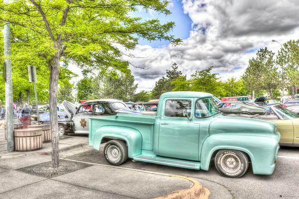 1956 Ford F100 P/U