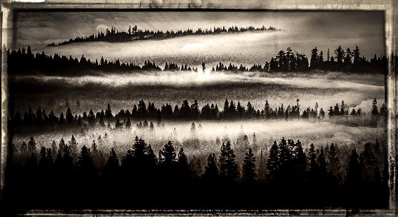 Truckee, Sierra Nevada Mountains, California