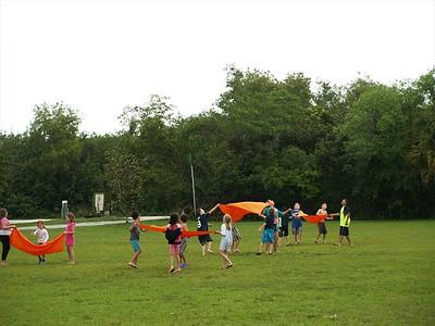 Swim, Kayak, Water, Balloons