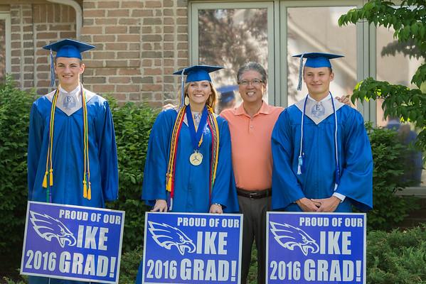 IKE Graduation 2016