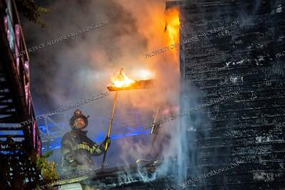 2nd alarm Dwelling fire, 96 Sussex St. Newark, NJ - 07/05/21