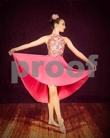 Dance Fusion Class Portraits 4/26/17