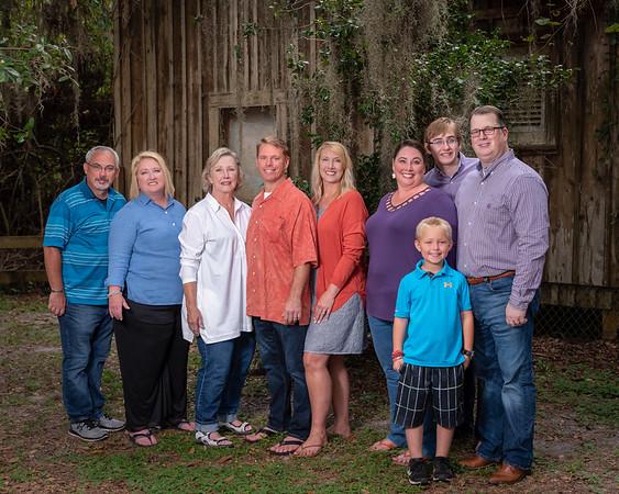 Puckett Family - Oct 2018