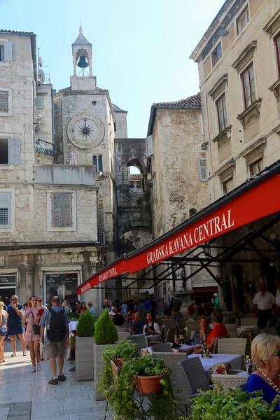 Pjaca (People's Square) - Old Town, Split