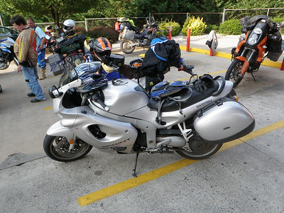 2011 777 Camp and Ride