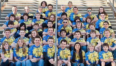 2012 NUHS Miners MTB Team Photos