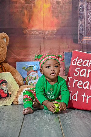 Ashton Christmas Photos