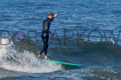 Surfing Long Beach 6-12-17