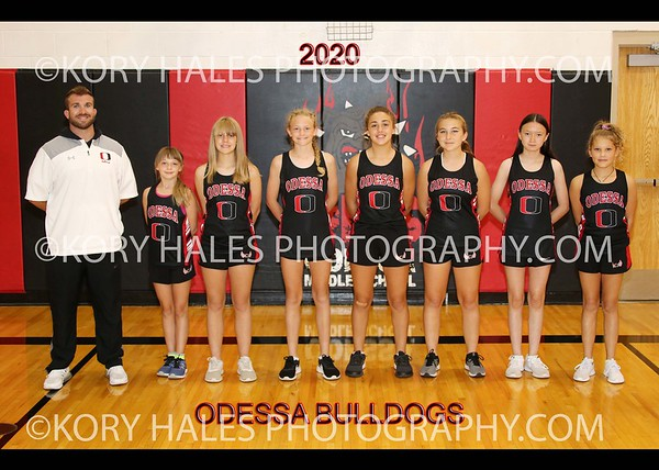 2020 OMS Cross Country