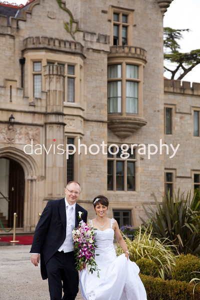 Luanne & Mark Lough Eske Castle Wedding Photography