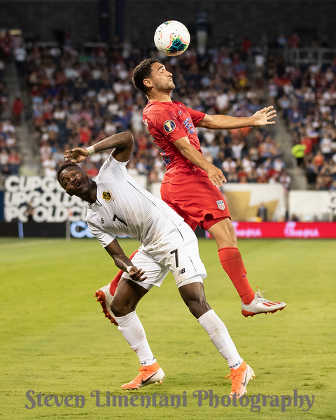 Cristian Roldan #15, Jose Rodriguez #7