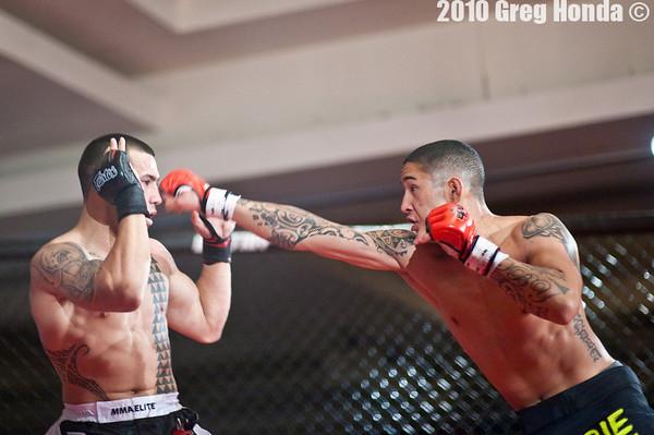 Travis Beyer vs Toby Misech