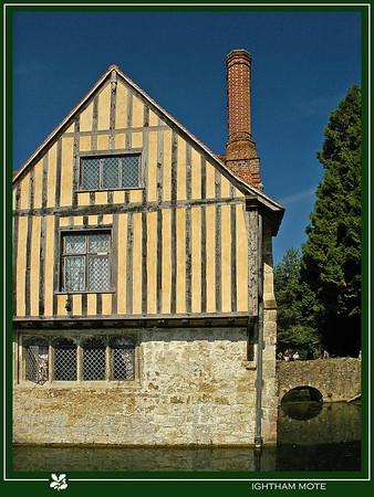 Ightham Mote,Kent