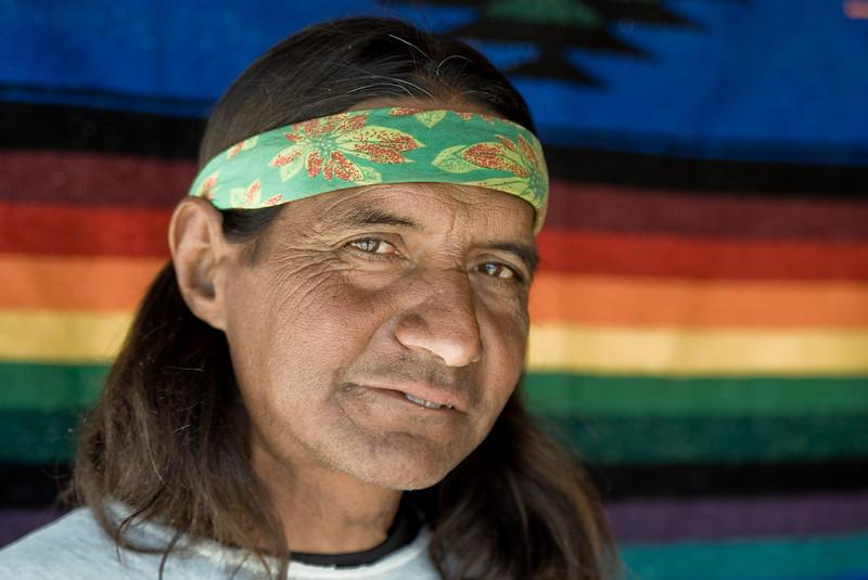 Native American Mesilla, NM - April 2007