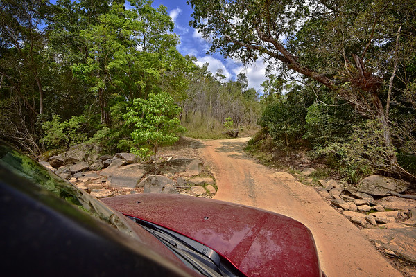 CREB Track - Accessing and Negotiating the Legendary 4WD Track