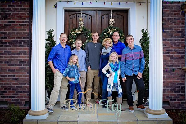 Snider Family 2015