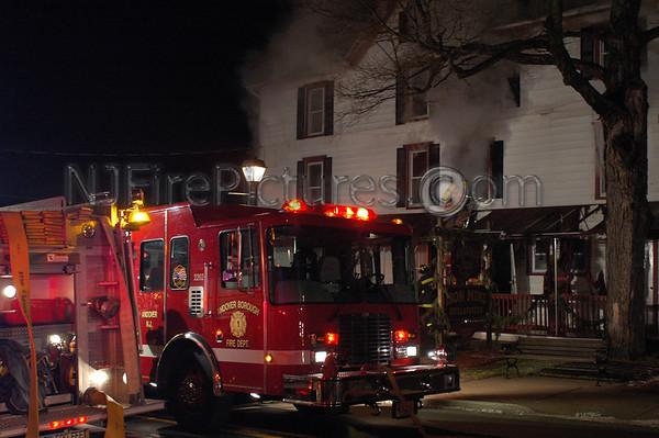 Andover, NJ 136 Main St. Andover Inn January 24, 2006