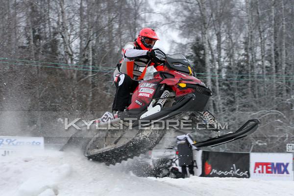 Snowcross Kuutsemäel 03.02.2013