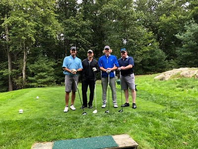 2018 Matthew Harty Golf Outing