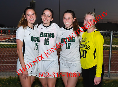 3-19-2021 - NCS v Gilbert Christian - Girls Soccer - Semifinal