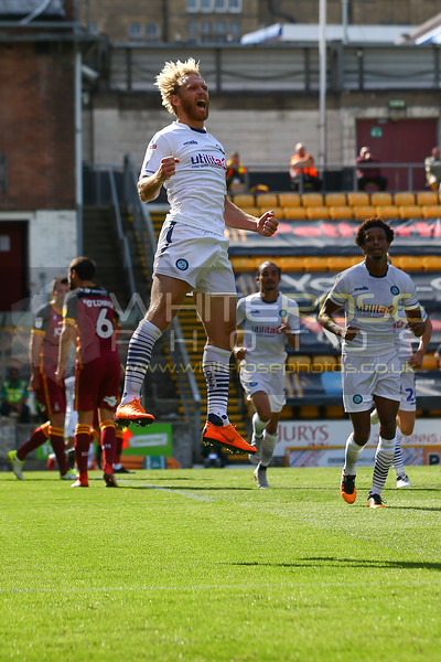 Bradford City v Wycombe Wanderers 25 - 08 - 18
