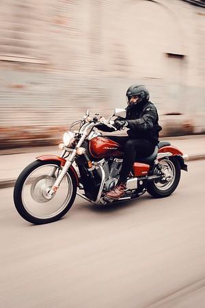 Nabeel Motorcycle