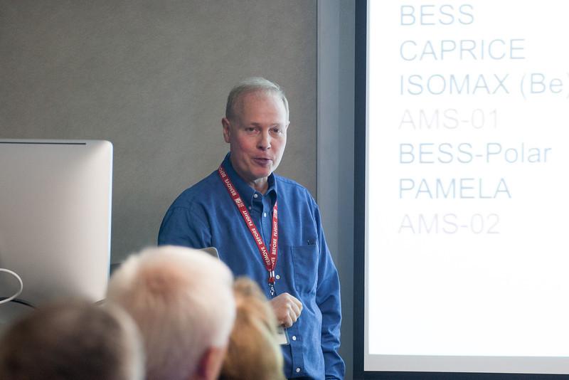 John Mitchell -- Symposium in Honor of Bob Streitmatter, NASA/Goddard Space Flight Center, April 30, 2014