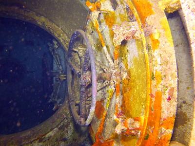 Wreck of USS Kittiwake