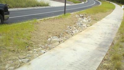 Turtle Ridge Erosion Control