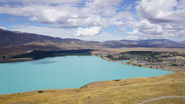 2020.02 Lake Tekapo & Mt John