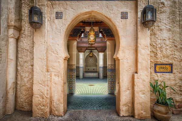 Enter The Casbah