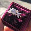 1.47ctw August Vintage Diamond Fancy Ring 20