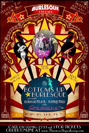The Sensual Circus (04-16-16)