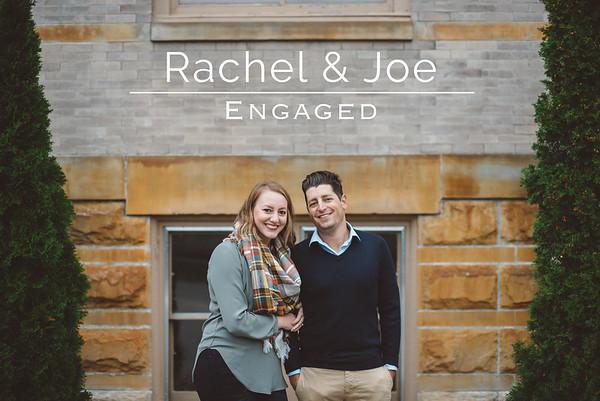 Rachel & Joe