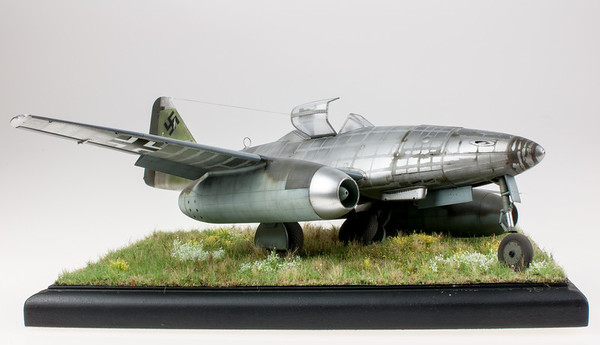 1/32 Trumpeter Me 262A-2a