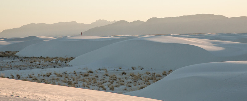 SOLITUDE, WHITE SANDS NATIONAL MONUMENT