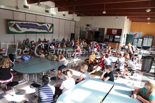 CHCA 2013 5th Grade Orientation 08.15