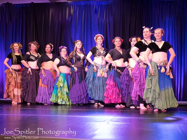 1 - Totem Dance Class