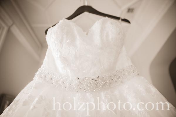 Annalisa & Paul Creative Wedding Photos