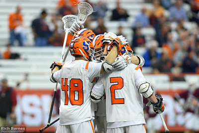 NCAA MLax: Colgate at SU; 2/7/20