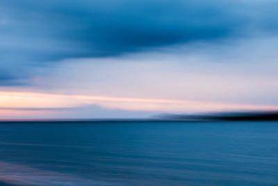 Ocean Point Sun Set