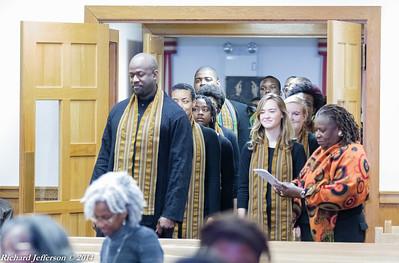 Kuumba Singer Myrtle Baptist Church Concert 1/25/2014