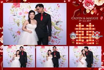 Calvin & Maggie's Wedding