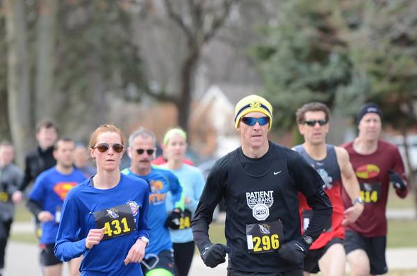 5K at 1/2 Mile - 2018 Bill Roney 5K