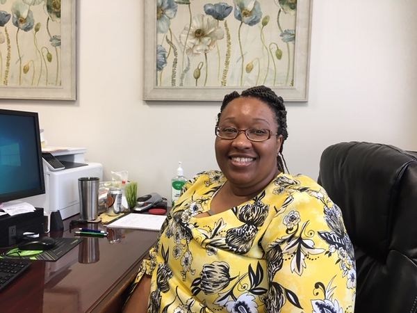 Kimberly Moore is an administrative assistant at the Rural Studies Institute.