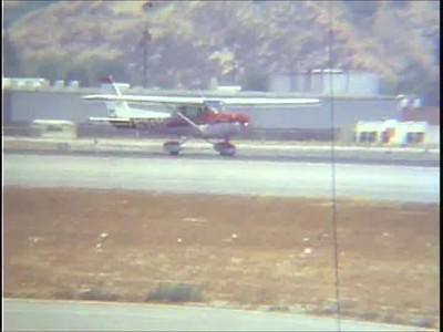 1st Solo-Burbank Airport