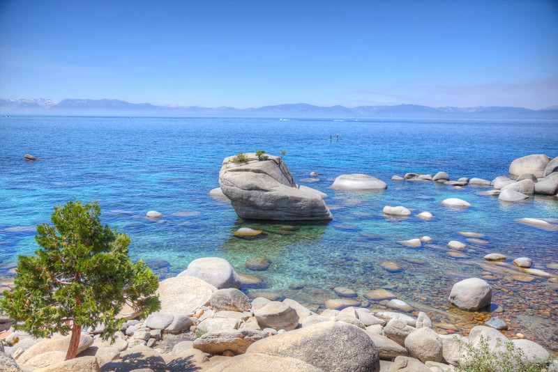 Lake Tahoe/Bonsai Rock_8