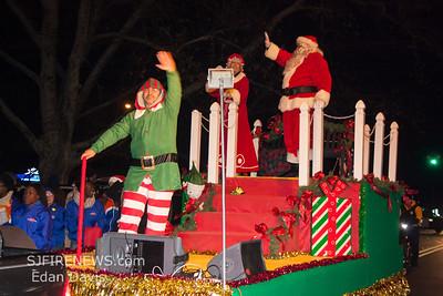 11/25/2017, Millville Christmas Parade, Cumberland County NJ.