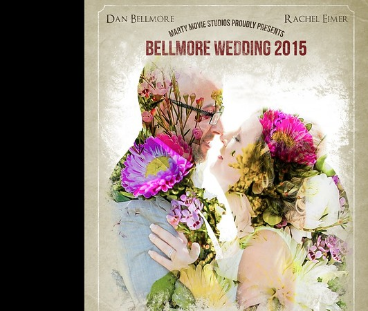 Rachel & Dan 13x11 Wedding Album