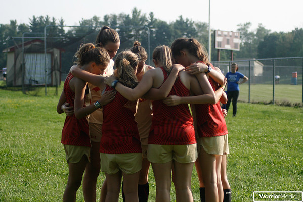 Girls Cross Country 2015